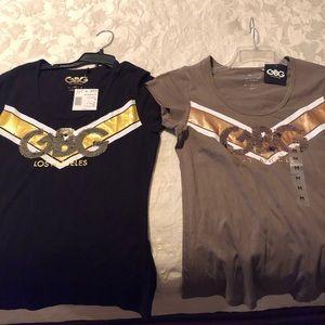 2 Medium GBG T-Shirt